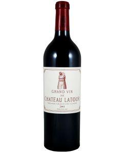 2001 latour Bordeaux Red