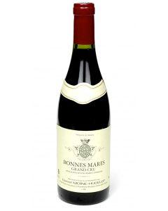 2001 moine hudelot bonnes mares Burgundy Red