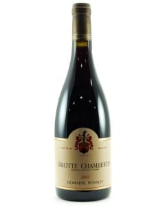 2001 ponsot griottes chambertin Burgundy Red