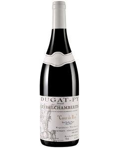 2002 bernard dugat gevrey chambertin coeur du roi Burgundy Red