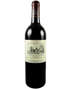 2002 cantemerle Bordeaux Red