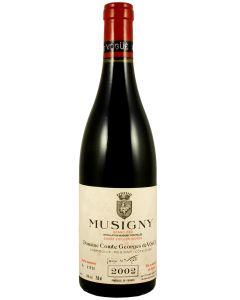 2002 comte de vogue musigny vieilles vignes Burgundy Red