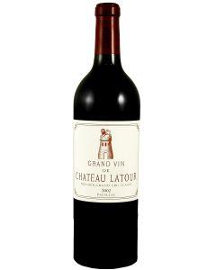2002 latour Bordeaux Red