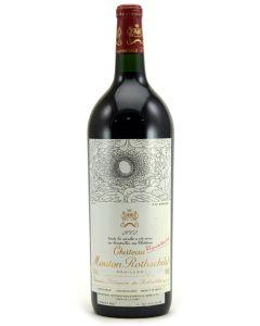2002 mouton rothschild Bordeaux Red
