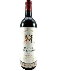 2003 clerc milon Bordeaux Red