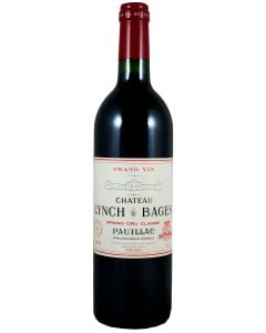 2003 lynch bages Bordeaux Red
