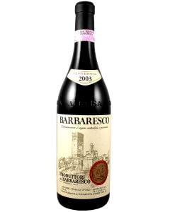 2003 produttori del barbaresco barbaresco Barbaresco