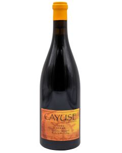 2004 cayuse syrah cailloux vineyard Washington Red
