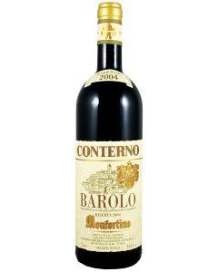 2004 giacomo conterno barolo monfortino riserva Barolo