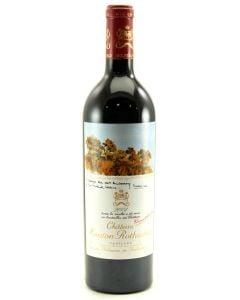 2004 mouton rothschild Bordeaux Red