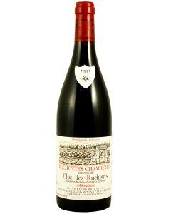 2005 a rousseau ruchottes chamb clos des ruchottes Burgundy Red