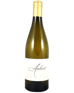 2005 aubert ritchie vineyard chardonnay California White
