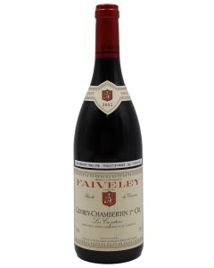 2005 faiveley gevrey chambertin les cazetiers Burgundy Red