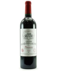 2005 Grand Puy Lacoste