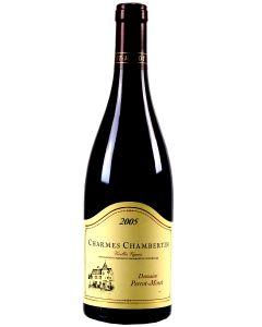 2005 henri perrot minot charmes chambertin vv Burgundy Red