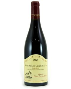 2005 henri perrot minot mazoyeres chambertin vv Burgundy Red