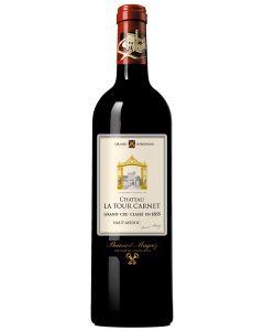 2005 la tour carnet Bordeaux Red