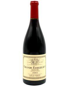 2005 louis jadot grands echezeaux Burgundy Red
