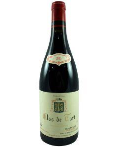 2005 mommessin clos de tart Burgundy Red