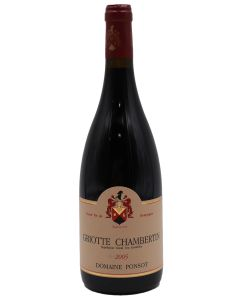 2005 ponsot griottes chambertin Burgundy Red