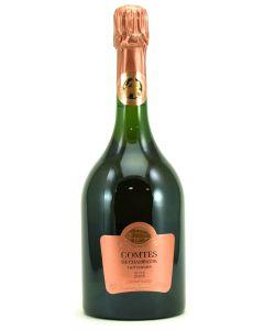 2005 taittinger comtes de champagne rose Champagne (Rose)
