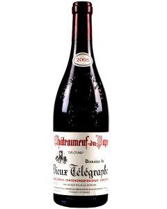 2005 vieux telegraphe cdp la crau Chateauneuf du Pape