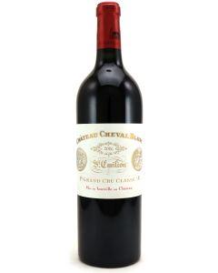 2006 cheval blanc Bordeaux Red