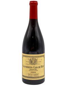 2006 louis jadot chambertin clos de beze Burgundy Red