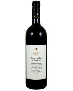 2006 poggio antico brunello di montalcino Brunello