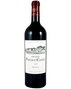 2006 pontet canet Bordeaux Red