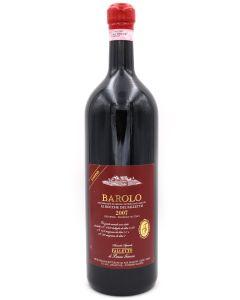 2007 bruno giacosa barolo le rocche red label ris. Barolo