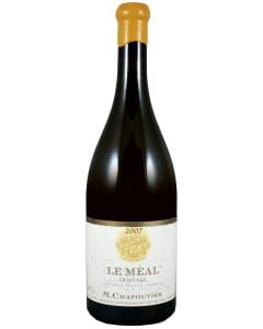 2007 chapoutier hermitage le meal blanc Hermitage