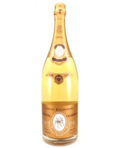 2007 louis roederer cristal Champagne