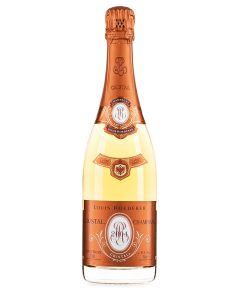 2007 louis roederer cristal rose Champagne (Rose)