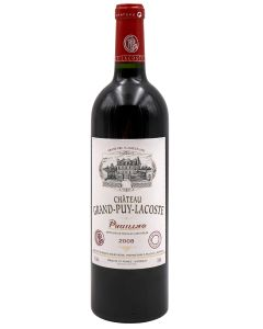 2008 Grand Puy Lacoste