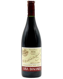 2008 r. lopez heredia vina bosconia reserva Spain Red