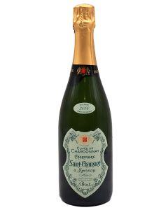 2008 saint-chamant cuvee de chardonnay blanc de blancs brut Champagne