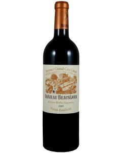 2009 beausejour duffau Bordeaux Red