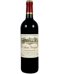 2009 calon segur Bordeaux Red