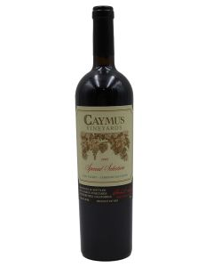 2009 caymus special selection California Red