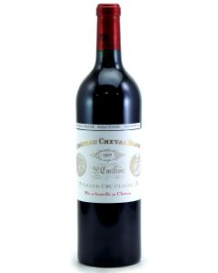 2009 cheval blanc Bordeaux Red