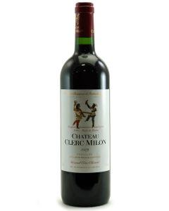 2009 clerc milon Bordeaux Red