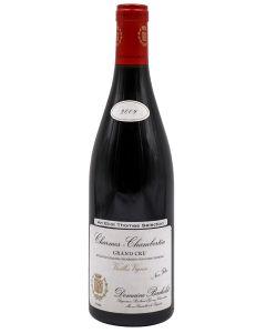 2009 domaine bachelet charmes chambertin vv Burgundy Red