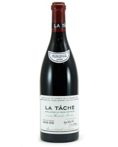 2009 drc la tache Burgundy Red