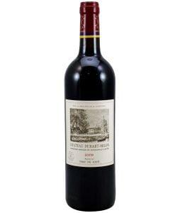 2009 duhart milon Bordeaux Red