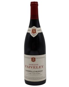 2009 faiveley chambolle musigny les fuees Burgundy Red