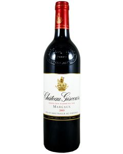 2009 giscours Bordeaux Red