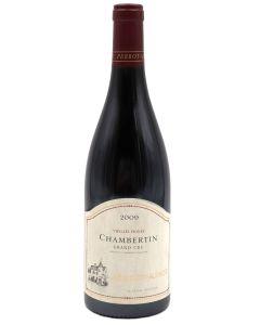 2009 henri perrot minot chapelle chambertin vv Burgundy Red