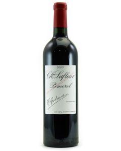2009 lafleur Bordeaux Red