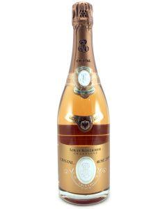 2009 louis roederer cristal rose Champagne (Rose)